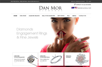 Dan Mor Diamonds