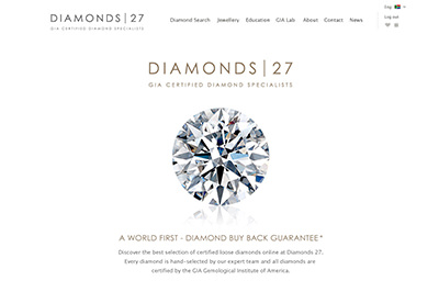 Diamonds 27