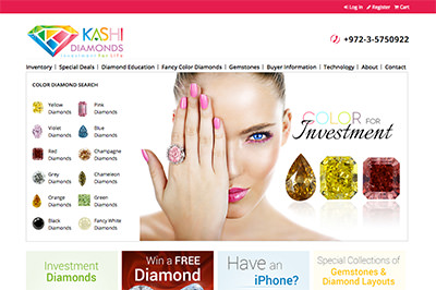 Moti Kashi Diamonds