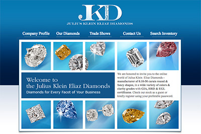 Julius Klein - Eliaz Diamonds