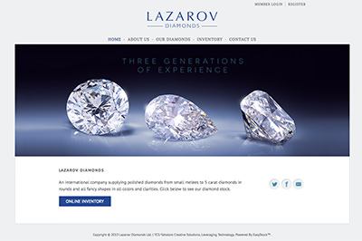 Lazarov Diamonds
