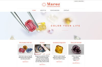 Maroz Diamonds