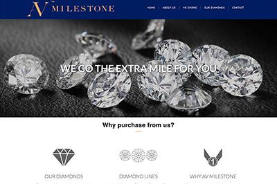 A.V. Milestone